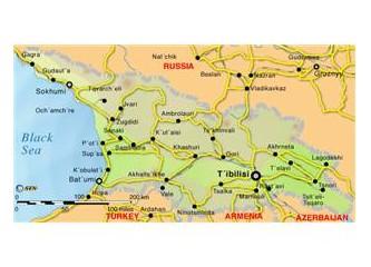 Azerbaycan dönüşü...Gürcistan - ( Georgia )