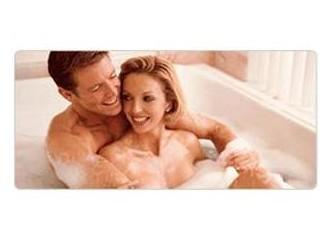 Banyoda seks…