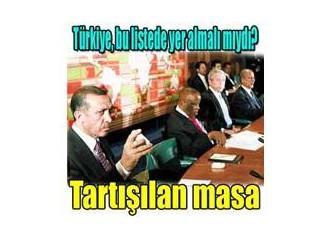İşte Bush'un Türkiye'yi lâyık gördüğü demokrasi topluluğu!