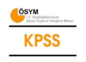 KPSS'de 12 hatalı soru var!