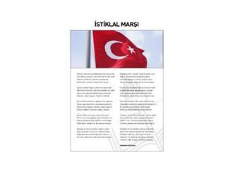 İstiklal Marşı Kürtçe okunabilir mi?