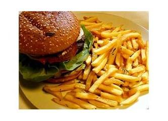Hamburger Ve Çekim Sahası