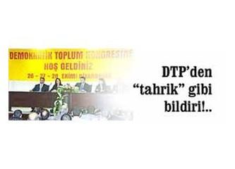İşte DTP, işte Öcalan!