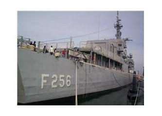 Müze Gemilerimiz / TCG Ege Gemisi
