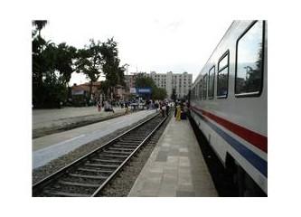 Adana- Mersin- Adana/ tren yolculuğu