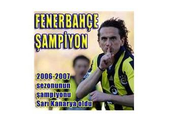 Yaşaaaaaa Fenerbahçe