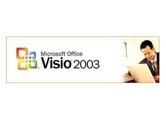 Microsoft Visio Programının marifetleri...