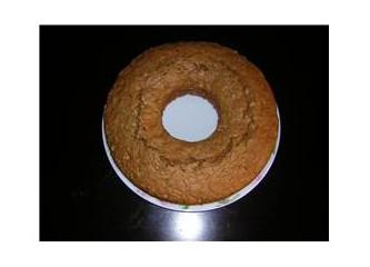 Nefis bir havuçlu kek...