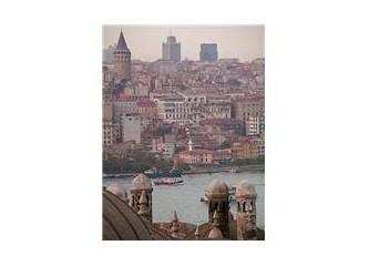 İşte İstanbul' a benzedim