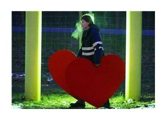 Aşk'a kalbim bitti!