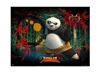 Tutkulu, iri kıyım ve biraz da sakar (Kung-Fu Panda)