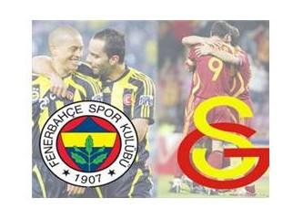 Fenerbahçe ve Galatasaray ne yapar?