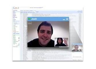 Google Gmail adresinizden görüntülü sohbet yapabilirsiniz