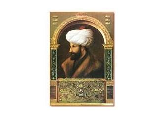 Ya Fatih Sultan Mehmet Hurufiliği seçseydi...
