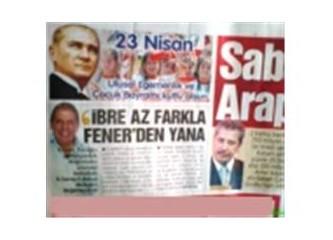 23 Nisan manşetleri..