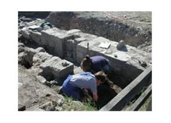 Arkeoloji mühendisi!