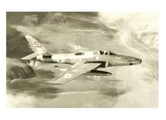 Diyarbakır`da bir savaş uçağı düştü