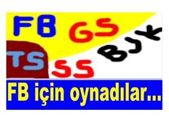 4 takım Fenerbahçe için oynadı