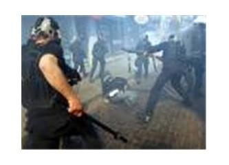 Polis şiddeti münferit olmaktan çıktı