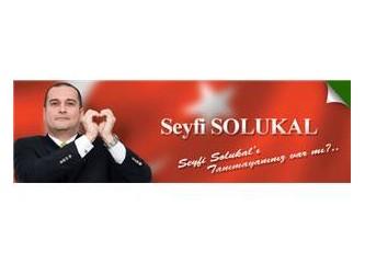 Oylarımız Seyfi Solukal'a