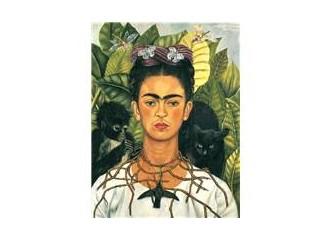 Gündüzlerinin ve gecelerinin celladı - Frida Kahlo