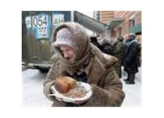 Fakire 2 yıl bedava yiyecek