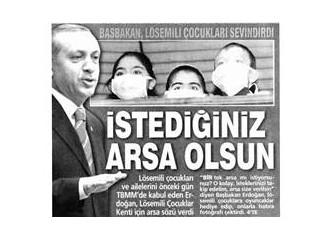 Recep Tayyip Erdoğan'a çağrı !