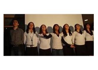 Türk gençliğinin Ata' ya seslenişi