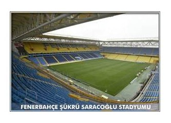 Fenerbahçe taraftarı da büyüktür!