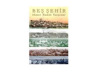 Beş Şehir - Ahmet Hamdi Tanpınar - Dergâh Yayınları