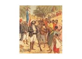 İlkel köle ticareti kalktı , modern köle ticareti sürüyor...