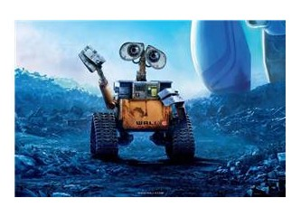 Wall E: İnsanlaşmış robotun insanlaşmamış, içe dokunan aşk hikayesi