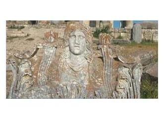 Zeus tapınağı Kütahya Çavdarhisar'da