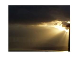 Işığın Derinleştiği Yer