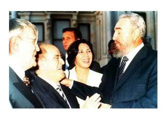 Büyük Türk iş dünyamızın liberal hallerine öğüt...