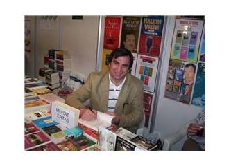 Murat Ertaş, kitap fuarının son konuğu