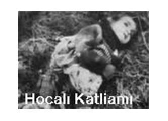Duygudaşlara çağrı, Hocalı katliamı 15 yaşında…