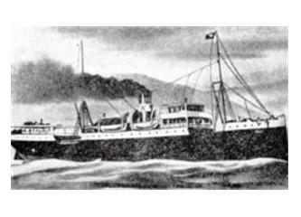 19 Mayıs 1919 Bandırma vapuru ile Samsun' a