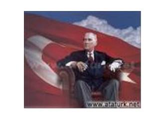 Atatürk' ü anmak kolay, anlamak zordur
