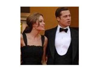 Angelina ve Brad