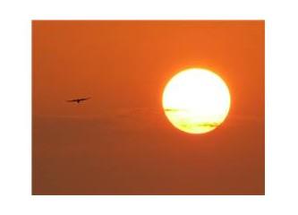 İnebolu'da güneş batarken akşam sohbetleri