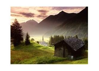 Yüreğimin, dağların ardında aradığı aşka dair
