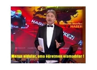 """Ali Kırca """"işsiz öğretmenler""""in sesini duydu!"""