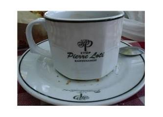 İstanbul hatıraları - Pierre Loti kahvehanesi