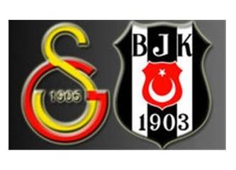 Eski açıktan Galatasaray - Beşiktaş