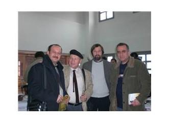 Öykü ve sinema emektarı / Osman Şahin