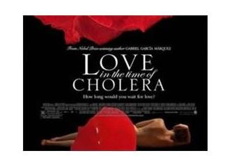 """Yarım yüzyıllık aşkın öyküsü """"Kolera Günlerinde Aşk"""""""