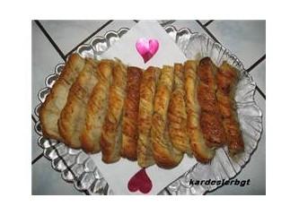 Amasya' nın haşhaşlı-cevizli  çöreği..