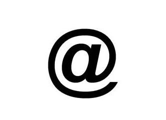 """"""" @ """" işareti nasıl ortaya çıktı ?"""