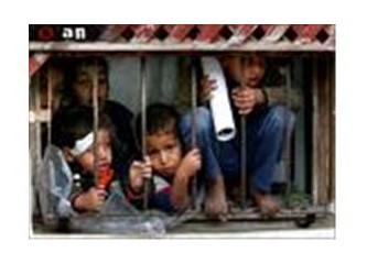 İsrail Gazze' yi toplama kampına çevirdi